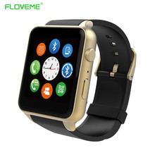 FLOVEME E1 Uhr anti-verlorene GSM Smartwatch Für Apple iPhone/Huawei Android Smartwatch Bluetooth NFC Wasserdicht Relogio Uhren