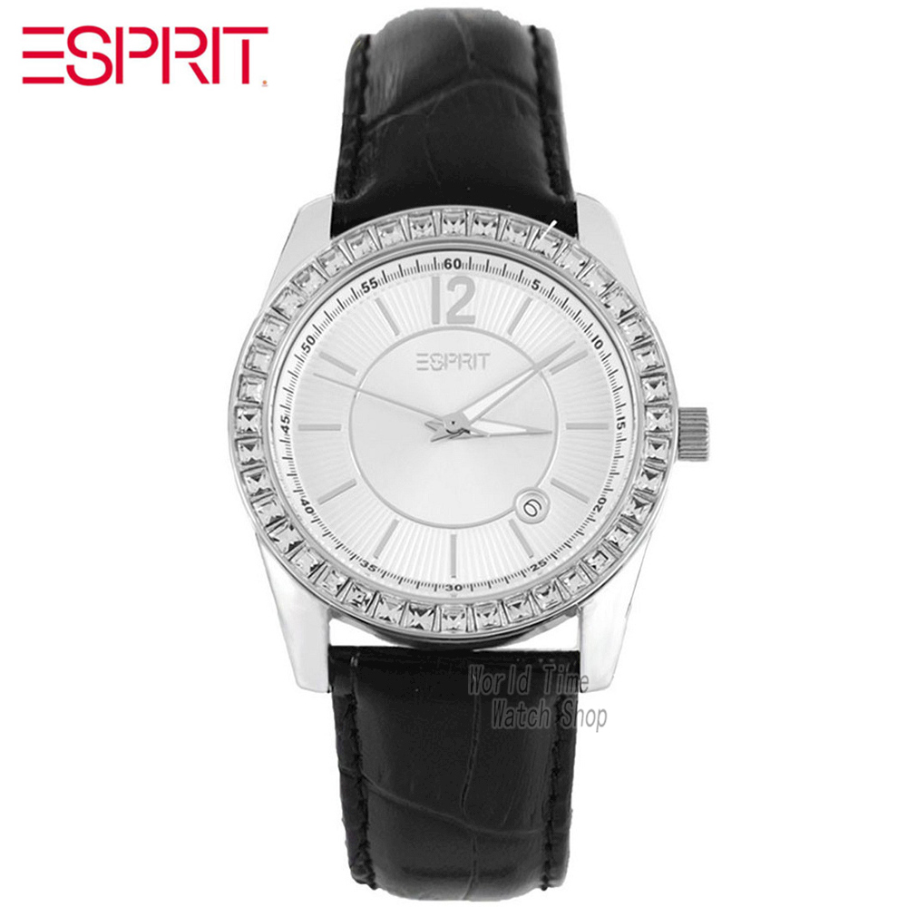 ESPRIT WATCH quartz watch pointer series fashion ES106142002 ES105432002 ES105452002  ES106122008 ES106414002  ES900741002 футболка esprit esprit es393egrhk66