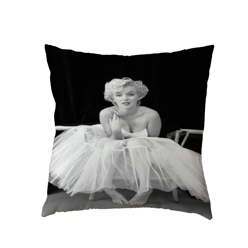 Marilyn Monroe Car Seat Cover Purple Abstracthd