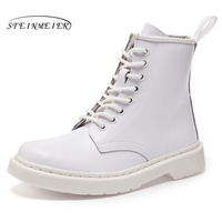 Winter Boots Snow Factory Shoe White Red Winter Boots For Women With Fur Waterproof Boots Big