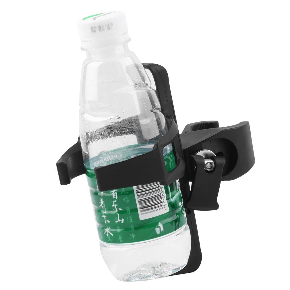 MTB Bicycle Water Bottle Holder Polycarbonate Mountain Bike Bottle Can Cage Bracket Cycling Drink Water Cup Rack Accessories Hot metal bike bicycle saddle rail dual water bottle holder bracket kit black silver