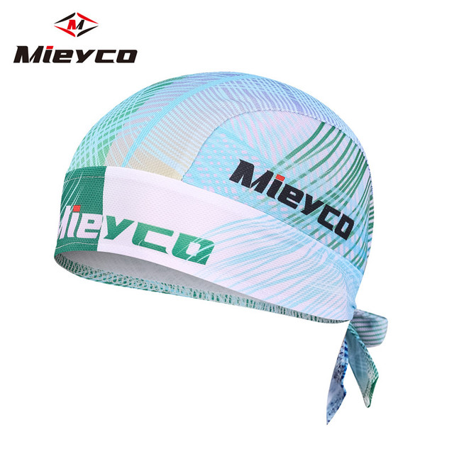Cycling Cap Men And Women Cycling Headdress One Size Breathable 16 Style Bike Wear Hat Bicycle Cap Cycling Jersey Hat Sport
