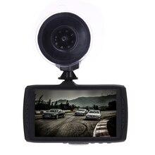 Ночное видение цифрового видео Регистраторы вождения автомобиля Регистраторы Видеорегистраторы для автомобилей DVRs Камера Авто Регистраторы 3.5 дюймов 1080 P VOITURE регистраторы