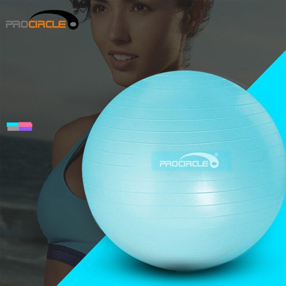 PROCIRCLE Kaasaegne treeningpall