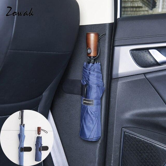 Umbrella Stand Holder Rack Car Home Portable Trunk Car Seat Back Holder  Hanging Home Hanger Organizer