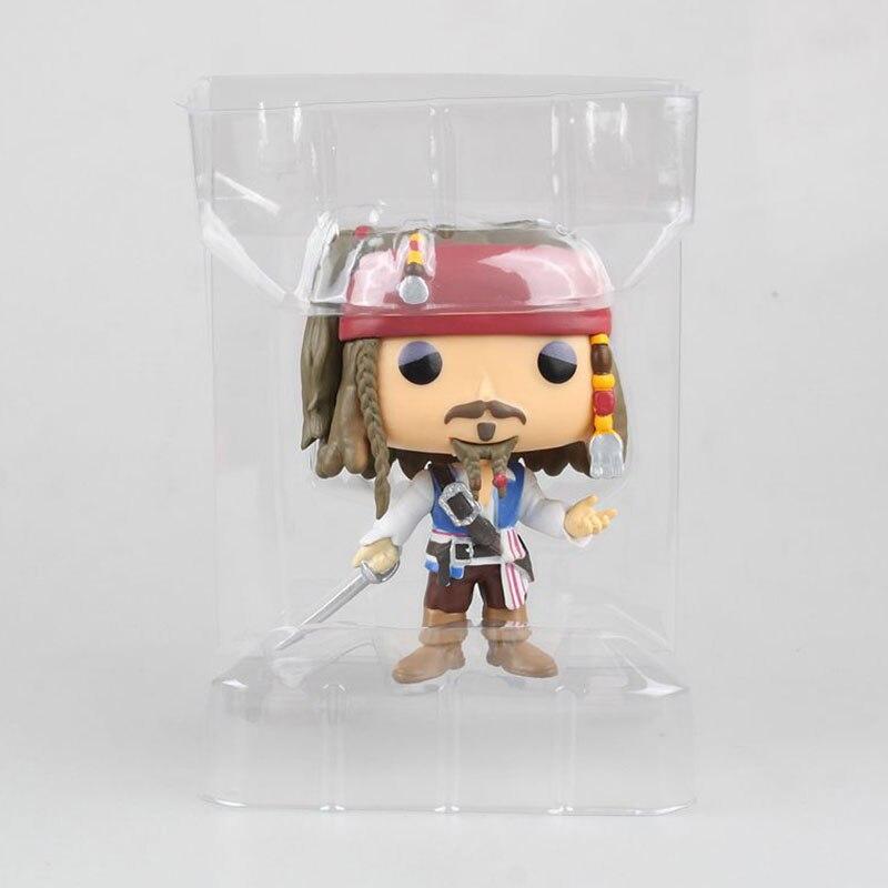 пираты карибского моря 5 капитан джек комиксов поп куклы рис jouets коллекций