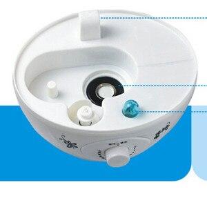 Image 2 - 超音波加湿器eressentialオイルディフューザー、アロマ空調家電ミュートミストメーカー噴霧器ネブライザー