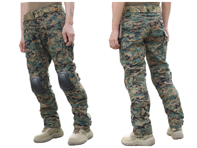 utterly stylish lowest price competitive price US $70.2 28% OFF|Emerson Tactical bdu G2 Combat Pants Emerson BDU Military  Army Pants Woodland-in Hunting Pants from Sports & Entertainment on ...
