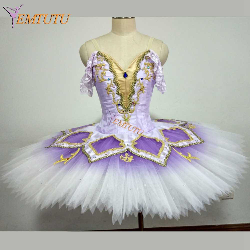 701b41f889ce Lilac Fairy Tutu Professional Ballet Tutu Purple Lilac Classical Ballet  Tutus Women Nutcracker ballet stage costume