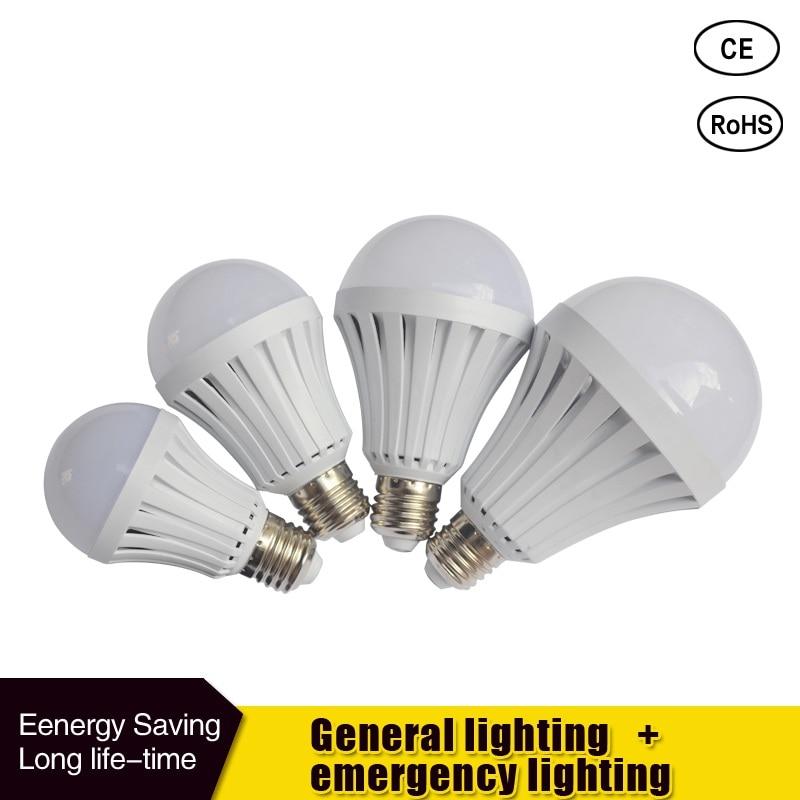 Luzes de Emergência v bateria recarregável de iluminação as Baterias Estão Incluídas : Sim