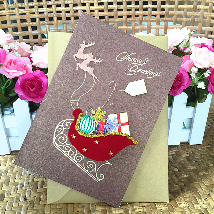 Aliexpress buy 2015 merry christmas card greeting card aliexpress buy 2015 merry christmas card greeting card christmas gift cards luxury design 2014 cm boutique paper card 10pcslot free shipping from m4hsunfo