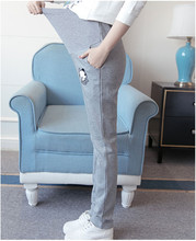 Casual Maternity Pants for Pregnant Women Maternity Clothes for Summer Overalls Pregnancy Pants Maternity Clothing Female