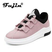 Fujin Brand 2018 ladies shoes platform shoes sneakers
