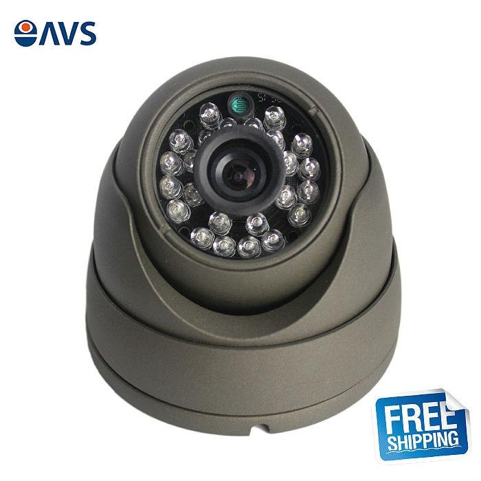 цена Sony CCD 700TVL Vandalproof Waterproof Security Dome CCTV Camera with Audio