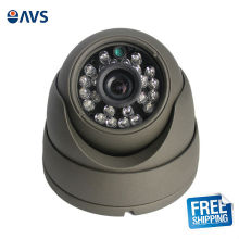 Sony CCD 700TVL Vandalproof and Waterproof Security Dome CCTV Camera with Audio 3.6mm lens