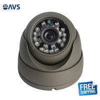 Sony CCD 700TVL Vandalproof Waterproof Security Dome CCTV Camera with Audio