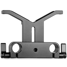 15Mm Long Lens Support Bracket Height Adjustable For Dslr Camera Shoulder Rig (New) - 1087 цена и фото