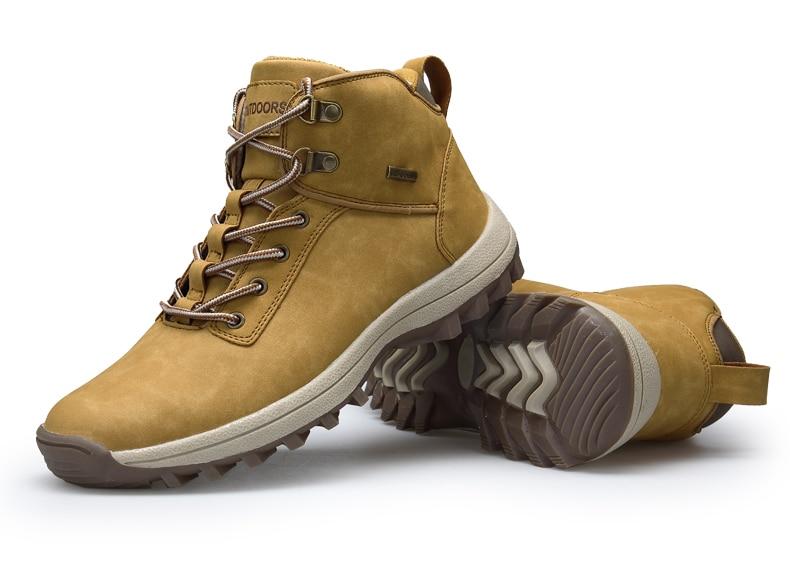 mountain hiking shoes