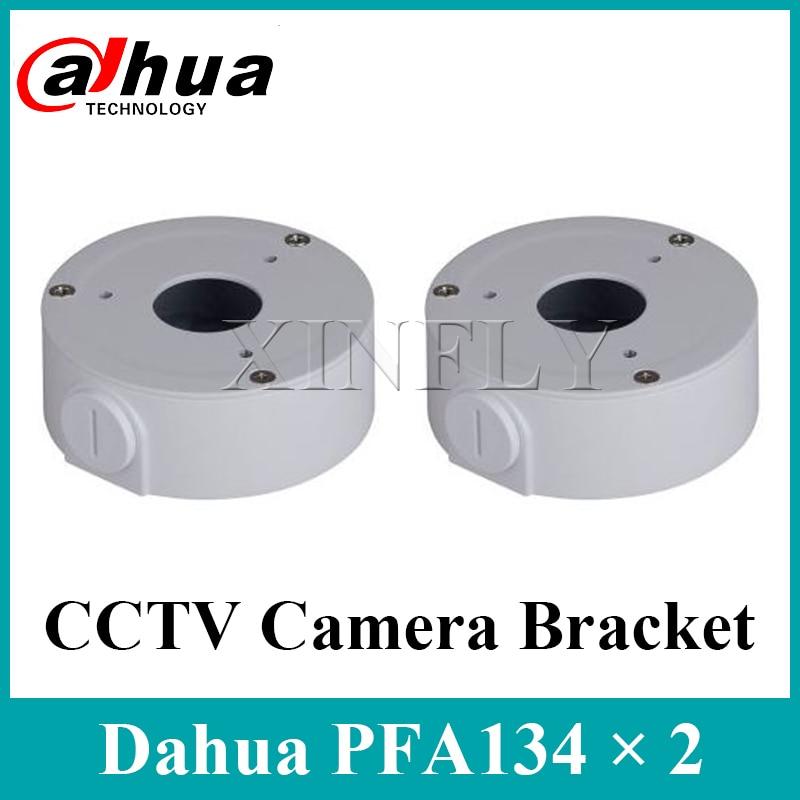2 Pieces/Lot Dahua Original PFA134 Water-proof Junction Box For For Dahua IP Camera IPC-HFW1320S-W IPC-HFW1320S IPC-HFW1431S
