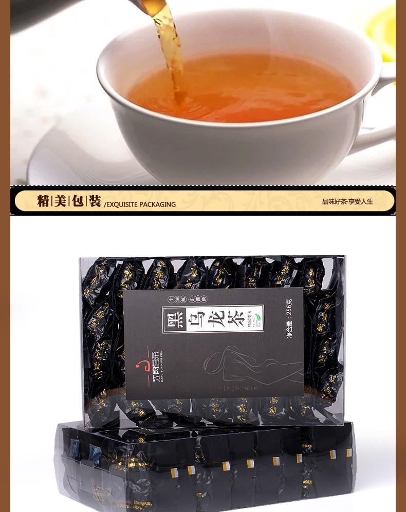 Черный Улун Чай фото