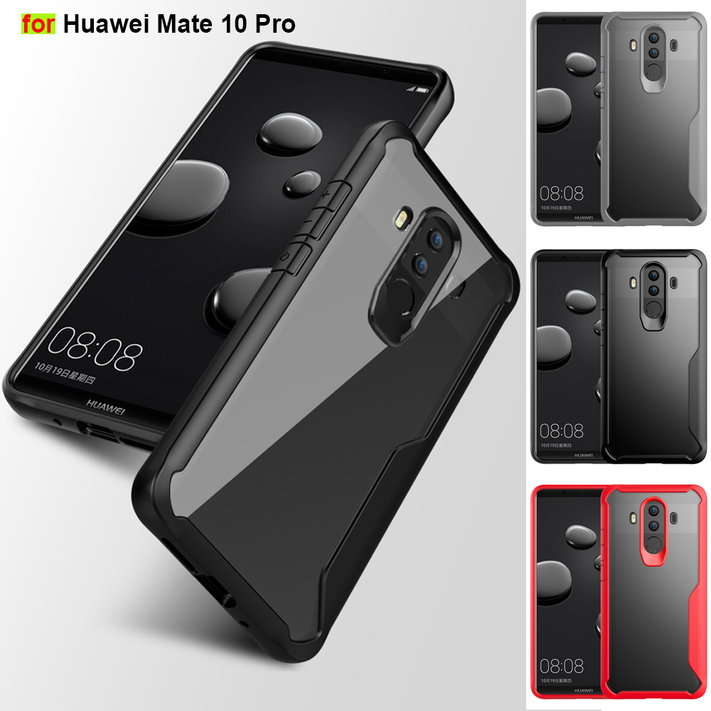 Huawei mate 10 pro case luxury airbag shockproof case for for Housse huawei mate 10 pro