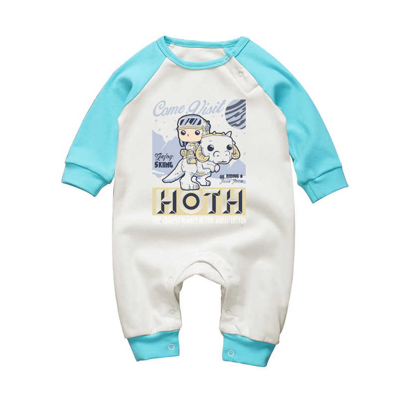 Baby Boys Clothing Star Wars Cartoon Baby Girls Clothes Infant Winter Rompers Long Sleeve Cotton Newborn Babies Jumpsuits Oufits newborn baby girls rompers 100% cotton long sleeve angel wings leisure body suit clothing toddler jumpsuit infant boys clothes