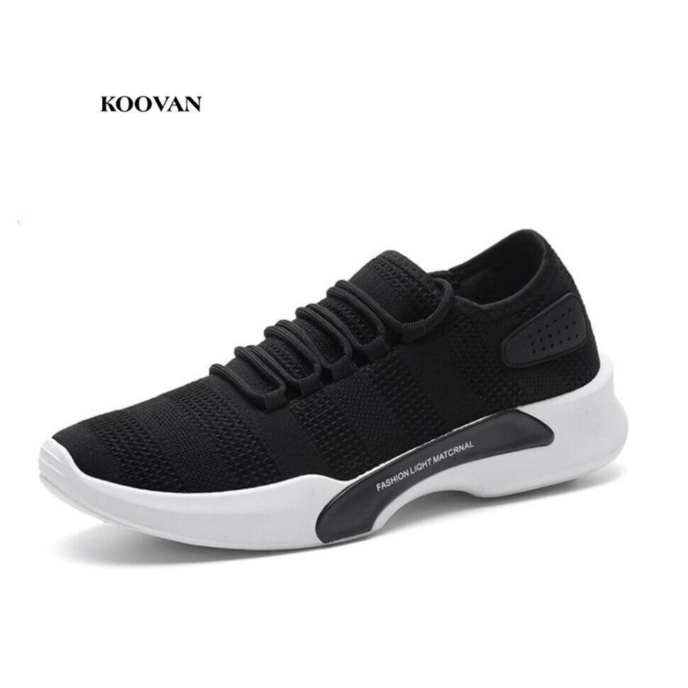 Koovan Men's Sneakers 2018 Spring New Men Shoes