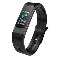 3D UI Digital Smart Watch Waterproof Fitness Tracker Bluetooth Wristwatch Running Smartwatch Blood Pressure Bracelet Sport Watch