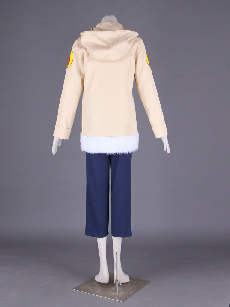 1TH Hinata Cosplay Costume from Naruto Shippuden Anime