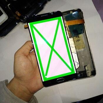 écran De Remplacement Samsung Note 3 | Sinbeda Super AMOLED écran LCD Pour SAMSUNG GAlAXY Note 2 N7100 LCD écran Tactile Numériseur Assemblée Cadre Remplacement