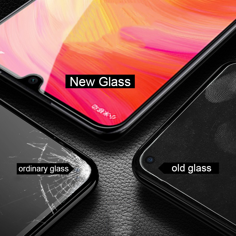 1PcsTempered Glass for Xiaomi Mi 9 Mi 9 SE Screen Protector Glass Full Cover Glass for Xiaomi Mi9 SE Mi8 Protective Glass Film in Phone Screen Protectors from Cellphones Telecommunications