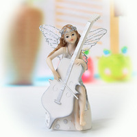 Fairy Angel Musical Figurine
