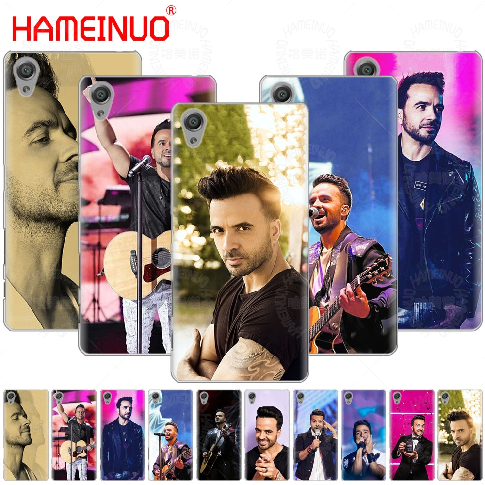 Hameinuo Luis Fonsi Cover Phone Case For Sony Xperia C6 Xa1 Xa2 Xa Ultra X Xp L1 L2 X Xz1 Compact Xr/xz Premium Diversified In Packaging Half-wrapped Case