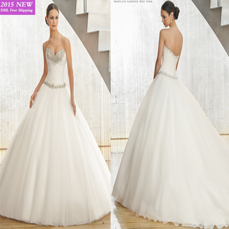 Wedding Gown Tops: Celebrity Tube Top Wedding Dress Fashionable Bra With