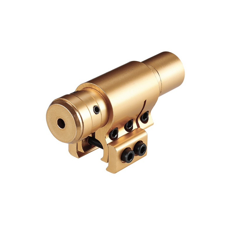 Mini Hunting Adjustable Tactical Red Spot Laser Target Paintball Shooting Railway Military Gear Equipment