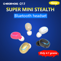 New Cheorhoig Q13 High Quality Wireless Bluetooth Stereo Noise Reduction Headphones Mini Mini Comfortable To Wear