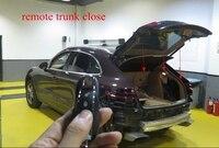 PLUSOBD Trunk Close Remote Trunk Release Car Automatic Close Module For Porsche Cayenne Macan Panamera Remote Close Trunk