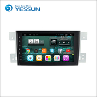 Car Android Media Player System For Suzuki Grand Vitara Car Radio Stereo GPS Navigation Multimedia Audio