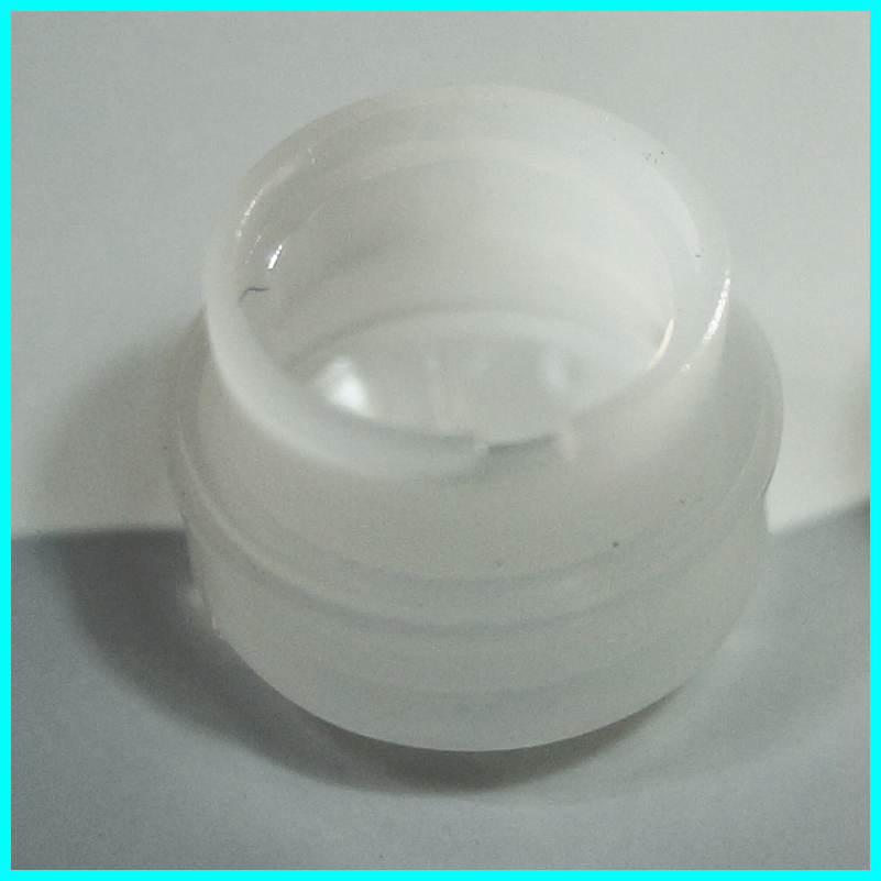 [BELLA] Finel Lens PIR S9001 Human Body Infrared Induction Small Lens Can Directly Cover Sensing Head--100PCS/LOT
