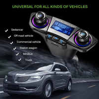BT06 Bluetooth 4,0 FM Transmitter Modulator Dual USB Handy Car Radio Audio Adapter Ladegerät Auto MP3 Player