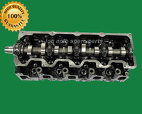 2LT/2L/2L-T complete Cylinder head assembly/ASSY for Toyota Hilux 2400/HiAce/Dyna 2446cc 2.4D+TD SOHC 8v 1998- 1110154160 909156