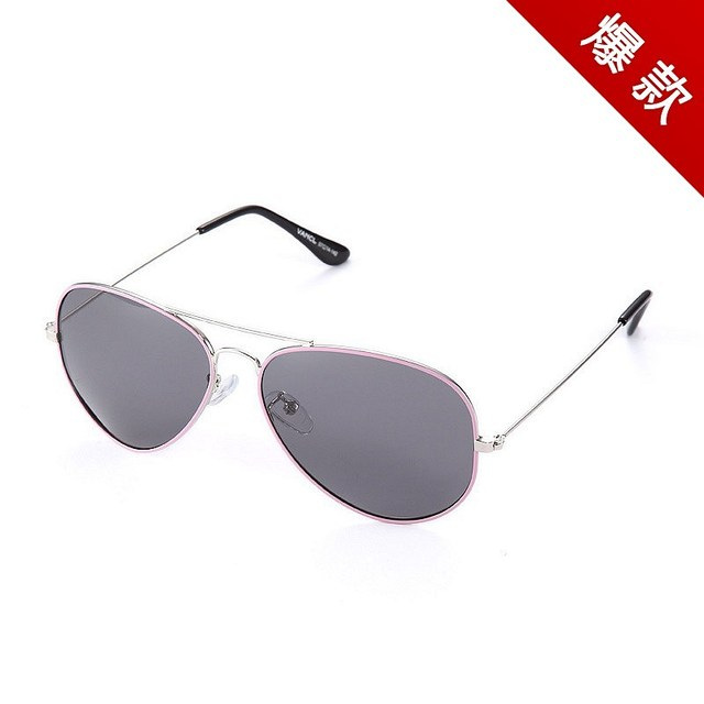 2013 New VANCL Men Sunglasses Kenneth Classic Sunglasses Aviator Unmistakable Teardrop Shaped Lenses Red FREE SHIPPING