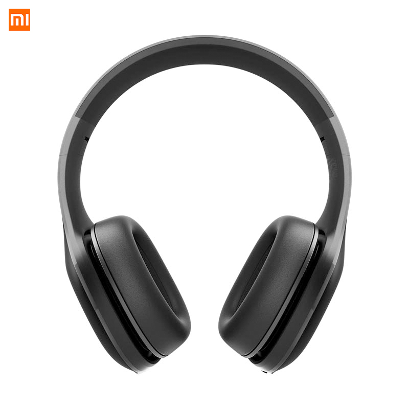 Original Xiaomi Mi Bluetooth Headphone 40mm Dynamic Driver Xiomi Headset AptX Bass Stereo Headset with Dual Mics gorsun gs a552 wired dynamic stereo bass headset headphone black red