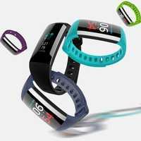 original R19 smart band Blood Pressure Oxygen Monitor waterproof фитнес браслет for kids adult fitness Tracker  wristband