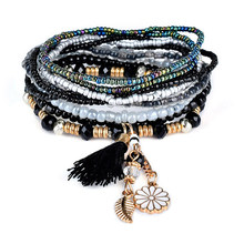Liuyuwei Multilayer Resin Small Bracelets For Women