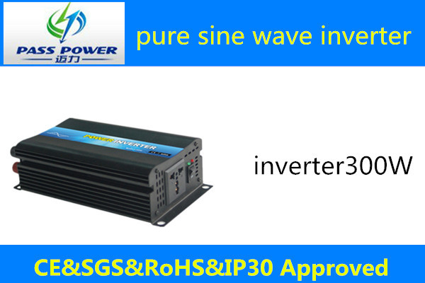 Manufacturer Direct Selling Inverter 24v 220v 300w ,CE&SGS&RoHS&IP30 Approved ,one year warranty china manufacture sell 300w 12v to 115v car use inverter maili brand one year warranty