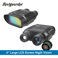 850NM Digital Night Vision Binoculars Infrared 7x31 Waterproof Hunting IR Telescope 2 0 Inch TFT LCD