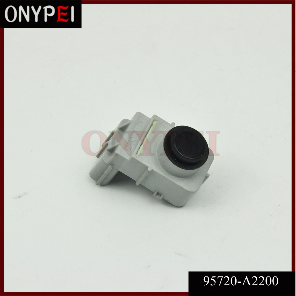 5720-A2200 95720-A2201 New assistant Parktronic PDC Parking Sensor For <font><b>Huyndai</b></font> kia pro ceed 2013 95720A2200 95720A2201 image