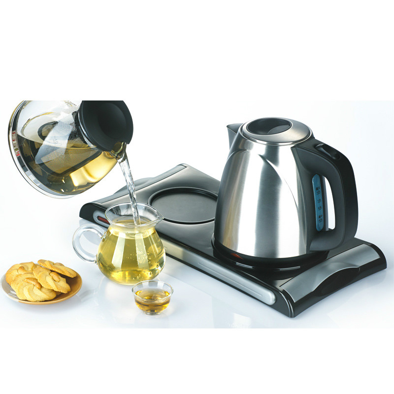 Electric kettle The electric teapot is used to heat the 304 steel electric kettle is warm and hot 304 stainless steels are used in the household