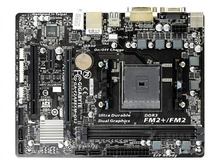 Free shipping original motherboard for Gigabyte GA-F2A88XM-DS2 FM2 + DDR3 16G